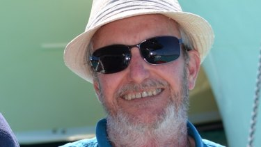 Peter Tuohey fell overboard a boat on his way back from Rottnest Island on Sunday