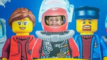 LEGO Sea Explorers.