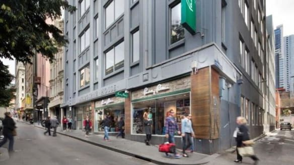 Heritage laws welcomed but they may come too late for Little Bourke Street