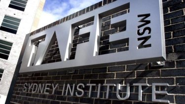 TAFE enrolments fell by 6.5 per cent between 2016 and 2017 nationally.