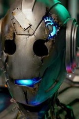 Cybermen abound in the Doctor Who.