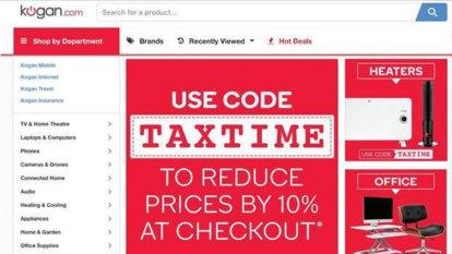 Kogan.com in court accused of false EOFY discount promotion