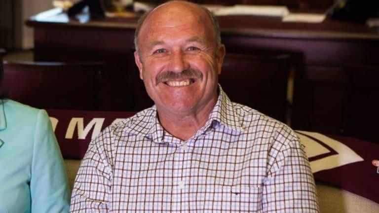 Big-name speaker: Wally Lewis.