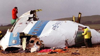 US charges bombmaker in 1988 Pan Am explosion