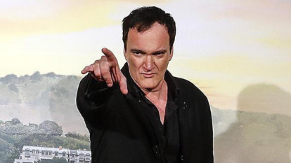 Tarantino shows how to take stand against China and shame censors