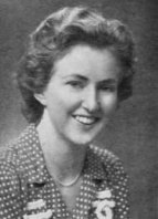 Catherine Hamlin aged about 25.