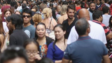 Microsoft is set to join the international brands that have thronged to the Pitt Street Mall.