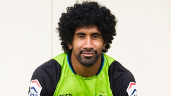 'Anyone would have done what I did': Soliola's desire to help Canberra