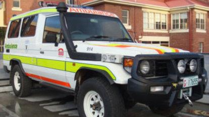 Shark pulls boy from fishing boat, Ambulance Tasmania says