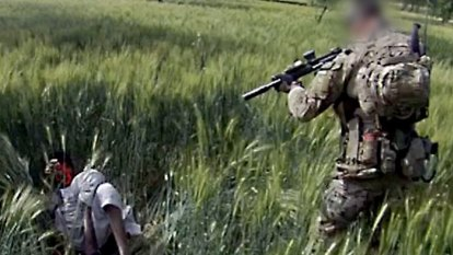 Gruesome video shows special forces brutality as ex soldier alleges murder