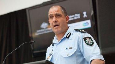Former AFP deputy commissioner Ramzi Jabbour.