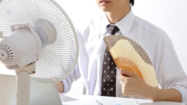 It's either too hot or too cold - office temperature is a source of workplace complaints.