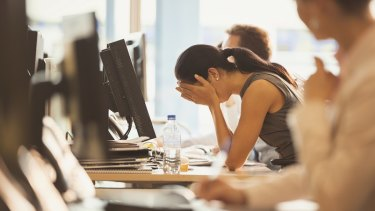 A lack of support in the workplace can lead to a lack of engagement and productivity.
