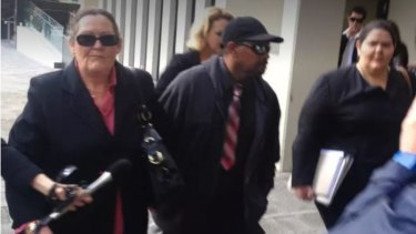 Patrick Alfred Comeagain was due to stand trial but pleaded guilty this morning.