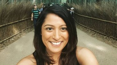 Bhavita Patel was described by her family as ambitious with an infectious, beautiful smile.