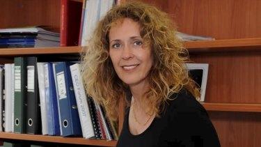 Anglicare Australia executive director Kasy Chambers.