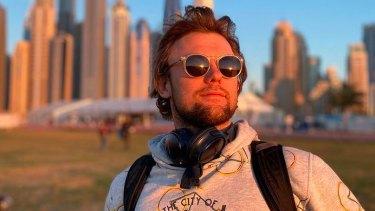 Dimitri Didenko was killed when his parachute failed at Jurien Bay in Western Australia.