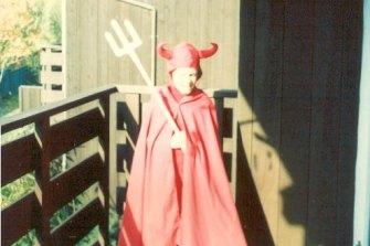 Tara Moss was an absolute devil as a six-year-old.