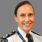 An official police headshot of Superintendent Michelle Stenner.