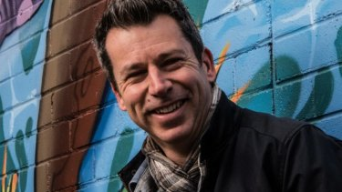 Aaron Blabey headlines children's events at the Sydney Writers' Festival.