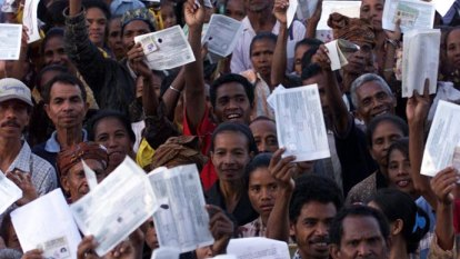 From the Archive 1999: Timor the defiant