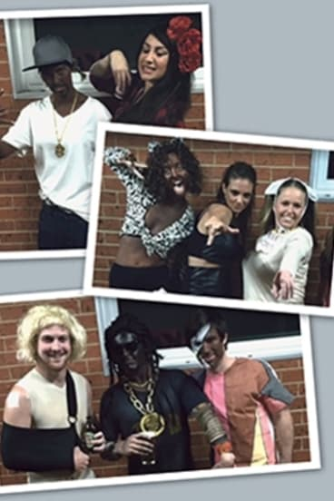 Frankston Bombers apologized for the blackface photo's that caused a social media storm.
