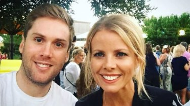 Callan Jay Everts lost his life in a scooter accident in Bali. (Pictured with his sister Michelle Howard)