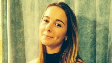 Caitlyn Fischer, 19, died while competing in the Sydney International Horse Trials.