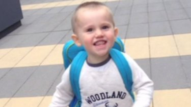 William Tyrrell, who went missing while playing in the garden of his foster grandmother's home in 2014.
