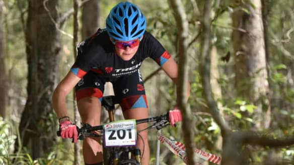 Canberra mountain bikers trade Switzerland for Stromlo