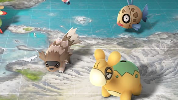An event currently live in Pokemon GO makes monsters from the Hoenn region (Gen 2) appear more frequently.