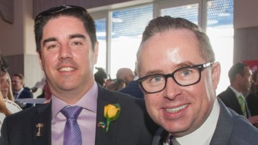 Wedding bells to round off big year for Qantas chief Alan Joyce