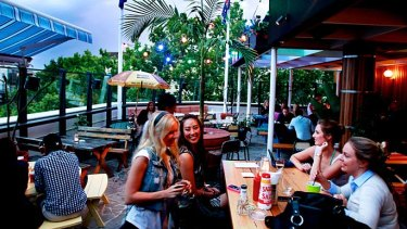 Sydney needs to turn to rooftop bars and outdoor dining as the COVID-19 pandemic hits the night-time economy.