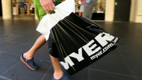 Nike dunks on Myer with concession store closures