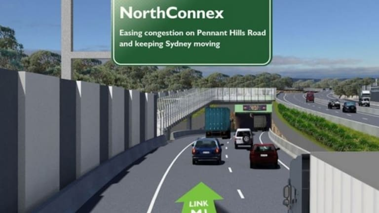 Lendlease said there have been issues with the NorthConnex project.
