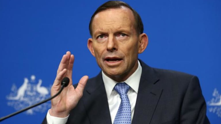 Former prime minister Tony Abbott says Australia should withdraw from the Paris climate agreement.