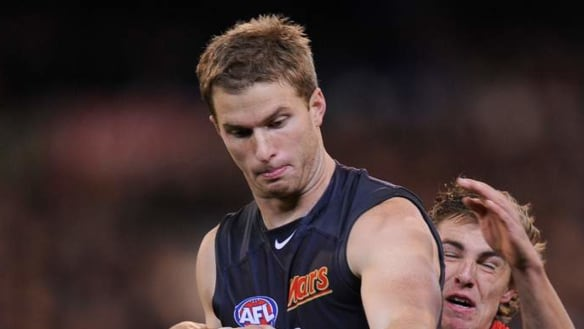 Lachie Henderson is one of the three-club players currently active in the AFL.