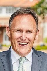 Principal Mark Hemphill.