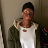 Australian Opals basketball team member Alice Kunekapologised after posting photos of herself in blackface in 2016.