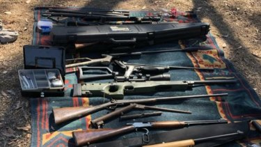 Officers raided a Torbanlea home, north of Maryborough, last week