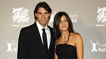 Tennis great Rafael Nadal marries Mery Perello