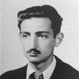 The young Marek Edelman.