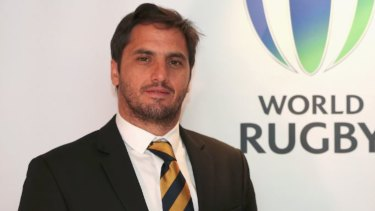 Agustin Pichot is World Rugby vice-chairman and the man pushing a shake-up of the Test calendar.