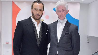 Tom Ford's husband, fashion journalist Richard Buckley dead at 72