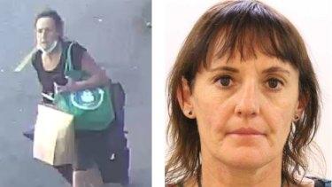 Jenny D'Ubios escaped Perth hotel quarantine.