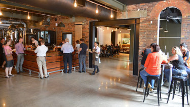 Restrictions have begun to ease for Brisbane venues.