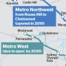 Western Sydney site ditched as train station for $20b metro rail line