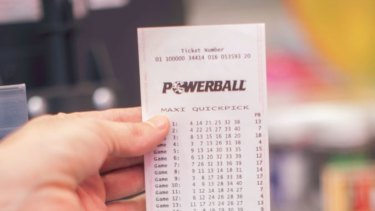 A Victorian has woken up nearly $37 million richer and they don't even know it.