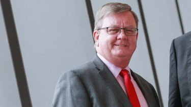 ATO deputy commissioner James O'Halloran.