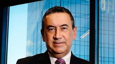 HWL Ebsworth managing partner Juan Martinez.